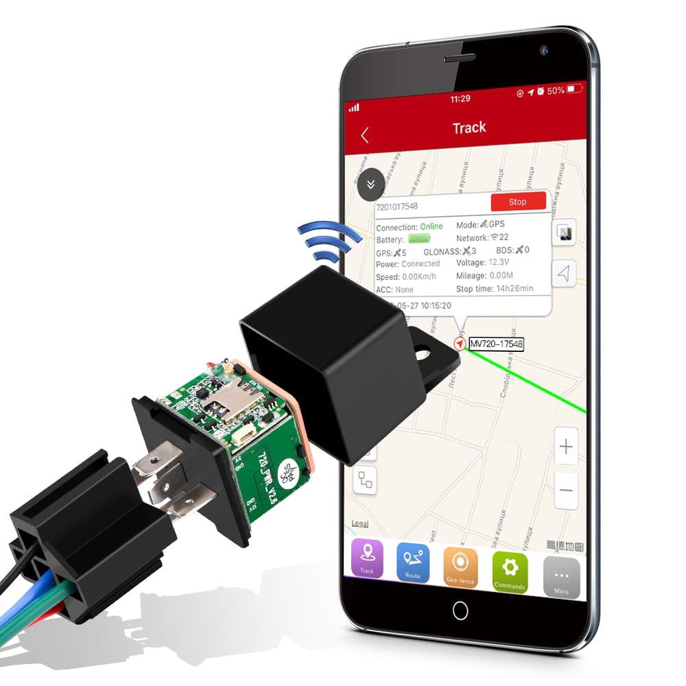 Mini GPS jälgija - jälgi ja kaitse oma sõidukit!